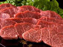 門崎熟成肉格之進自慢のお肉は赤身中心でヘルシー