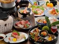 【花の膳】食通も唸る日本一のブランド牛「前沢牛」の赤身とサシの食べ比べ※イメージ
