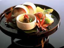 「京料理 木乃婦(きのぶ)」の季節会席コース
