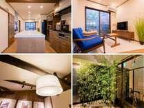 伝統的京町家の構造・建具や雰囲気を残しながら、現代風に住みやすくアレンジしています