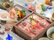 ~九州蒸篭蒸し~九州の肉を食べつくす♪小野屋特製九州肉尽くし蒸篭。蒸したてさっぱり。