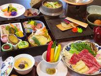 【小野屋謹製箱盛膳】季節の旬の食材を詰め込んだ箱盛膳[スタンダード]<会場食>