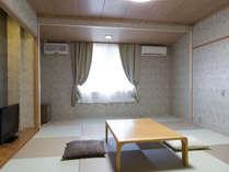 禁煙和室 バス・トイレ独立 2階(階段のみ)