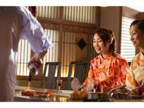 ~鉄板焼きコース~目の前で調理した伊豆海鮮料理に舌鼓☆