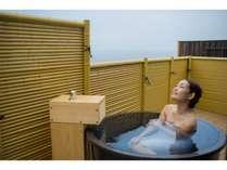 ~和室10畳露天風呂付客室~