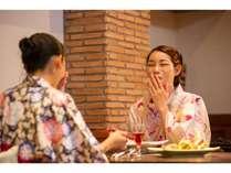 お食事中♪レストラン UBUDO