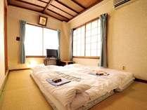 *【和室6畳(一例)】居心地の良い落ち着いた空間です。