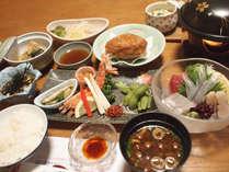 【お食事グレードアップ】浜名湖の新鮮な魚介類と遠州の大地が育んだ地場野菜◆旬の幸を満喫