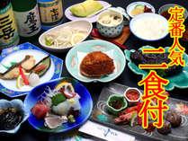 *スタンダードプランは、地元の港や浜名湖で獲れた新鮮な魚貝類を中心とした和会席をご用意致します♪