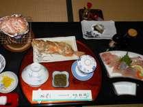 カニの甲羅焼きセットプラン