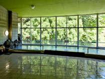 当館の「楓湯」は天然温泉です!