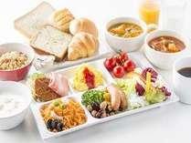 ◇朝食はビュッフェスタイル※2018年6月30日にご宿泊のお客様(7月1日朝食分)までとなります。