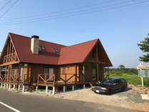 *外観一例/仙台から車で約1時間!やくらい山の麓に佇むログハウス!
