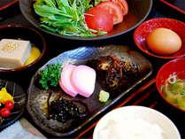 【朝食一例】朝食はお食事処にて和定食をご用意致します。