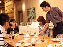 【レストラン】素材の味をそのままに活かした絶品フレンチ