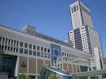 JR札幌駅から徒歩5分