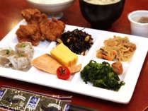 無料☆朝食バイキング(一例)