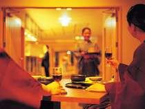 【お食事処「湯の里」】イメージ。ご家族や大切な方との記念日等のご利用に是非おすすめいたします。