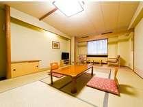 【西館】和室(8~10畳間)大浴場から一番近い宿泊棟でリピーターのお客様に人気の館です。