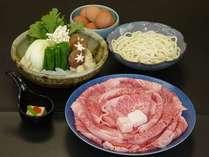 京都牛使用!すき焼き鍋