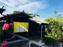 伝泊 時うつろう小屋組の宿 (鹿児島県)