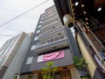 外観 大阪を代表する観光スポットの真ん中に滞在できます!