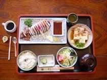 お食事処・杉   味わいコース    (¥800)