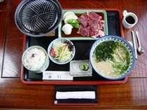 お食事処「杉」    満腹コース  (¥1200)