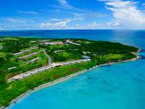 ■はいむるぶしは、40万平米の広大なビーチリゾートです。