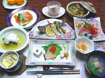 【春夏秋】やさしい手作りの味に舌鼓☆1泊2食付きプラン☆