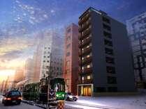 2021年2月NewOpen★大通り公園徒歩2分★全室デザイン事務所設計で40㎡超ミニキッチン付