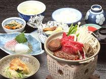 【じゃらん限定】飛騨牛陶板焼+α夕食♪ほう葉味噌朝食2食付プラン(駐車場無料)