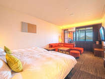 約28畳 洋室ツインよりもゆとりある広めのお部屋です。【2名定員】