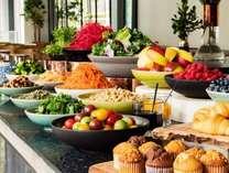 朝食イメージ:ご滞在用途に関わらず、自分らしい一日のはじまりをお楽しみいただけます