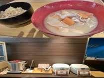 ご宿泊のお客様限定☆無料の軽朝食♪