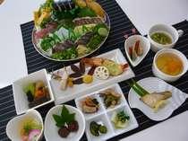 ☆高知の郷土料理を満喫♪ 皿鉢&会席料理プラン♪