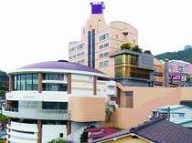 稲佐山温泉 ホテルアマンディ (長崎県)