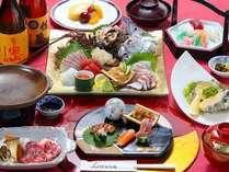 【2食つき人気NO.1☆】長崎和牛と活伊勢海老の特餐会席プラン
