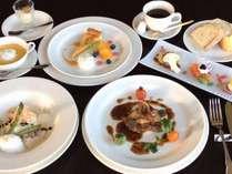 【世界三大珍味プラン】キャビア・フォアグラ・トリュフを堪能する豪華ディナープラン◆1泊2食◆