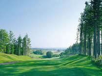 【コース】設計者ロバート・ボン・ヘギー氏の哲学に基づく「美しい環境設計」