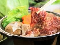 【グレードアップ】<上州牛><上州もち豚><上州地鶏>を使った 陶板焼♪