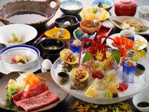 料理長おすすめ会席/当館一番人気!折角の料理旅館。いつもよりちょっと贅沢を!