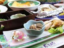 四季折々のお料理をお楽しみ下さい♪-夕食イメージ-