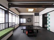 【お部屋の一例】特別室(和室・14畳~16畳)の一例