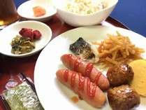 和洋食軽バイキング(6:45~9:30) 600円でお召し上がり頂けます★
