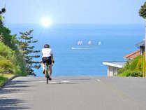歩き、自転車、バイク、車・・・。ビワイチを楽しむ、挑戦される方を応援致します!