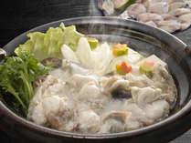 ≪11~3月限定≫【激レア特別企画】地元野菜と共に若狭ふぐ鍋を贅沢に味わう