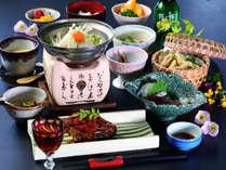 【湖魚料理】琵琶湖で獲れたものばかりを使用しています