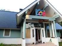 1998年フィンランドが国家威信をかけて建設した本格ログハウスです