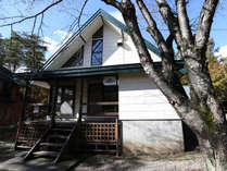 ■【E棟】山小屋風人気メゾネット